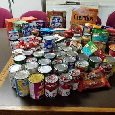 Social CARE food pantry